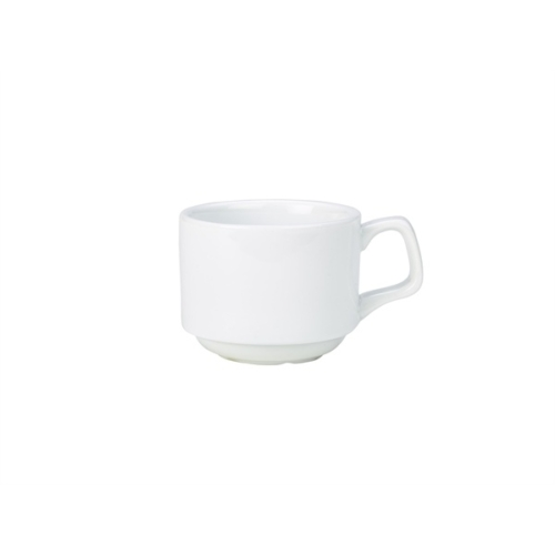 Royal Genware Stacking Espresso Cup 11.5cl4oz – Fits Saucer 182112