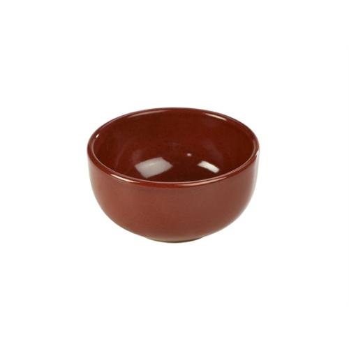 Terra Stoneware Rustic Red Round Bowl 11.5cm11.5 (├ÿ) x 5.5 (H) cm – 36cl/12.5oz