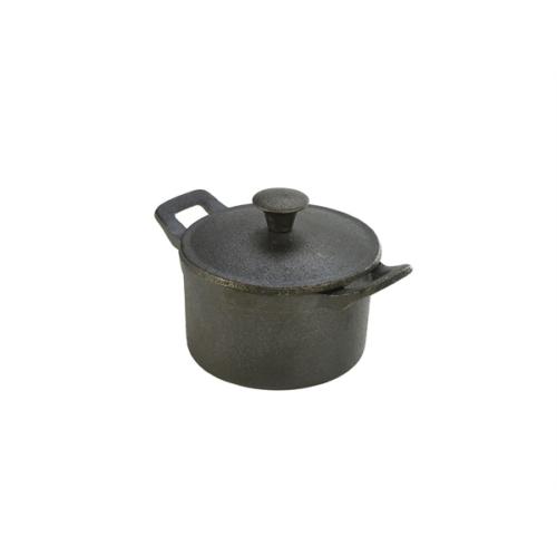 Mini Cast Iron Casserole Dish 10X6cm