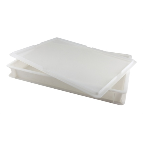 Dough Box 60X40X7.5cm 14Lt Cap WhiteBox Only – Lid sold separately code DBL