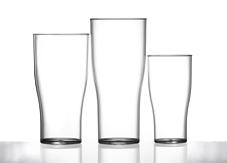 Polycarbonate Glasses Tulip Range