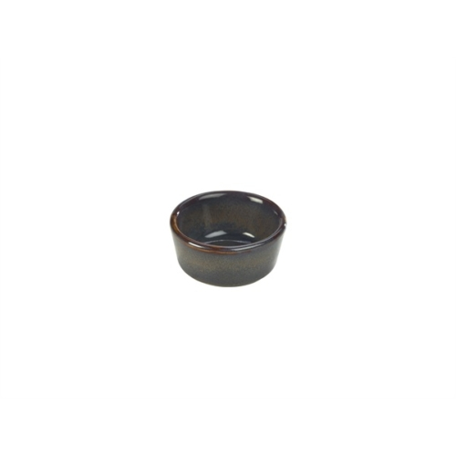 Terra Stoneware Rustic Blue Ramekin 1.5oz/45ml