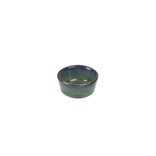 Terra Stoneware Rustic Green Ramekin 1.5oz/45ml