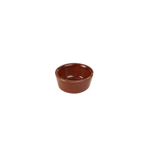 Terra Stoneware Rustic Red Ramekin 1.5oz/45ml