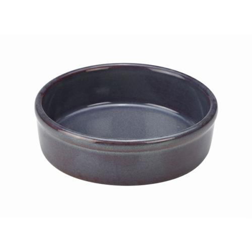 Terra Stoneware Rustic Blue Tapas Dish 13cm13 (├ÿ) x 3.5 (H) cm – 29cl/10.25oz