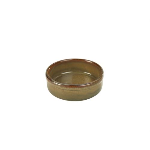 Terra Stoneware Rustic Brown Tapas Dish 10cm10 (├ÿ) x 3 (H) cm – 17cl/6oz