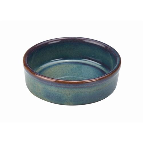 Terra Stoneware Rustic Green Tapas Dish 10cm10 (├ÿ) x 3 (H) cm – 17cl/6oz