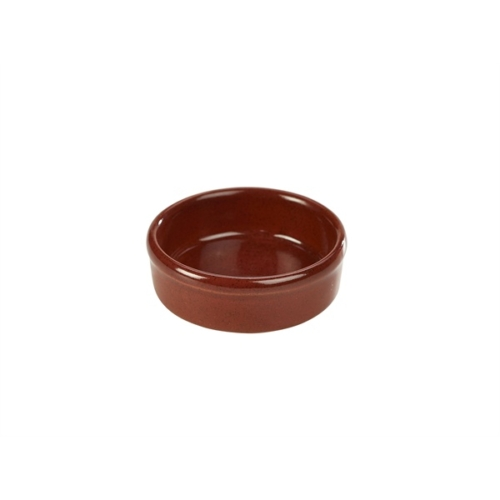 Terra Stoneware Rustic Red Tapas Dish 10cm10 (├ÿ) x 3 (H) cm – 17cl/6oz