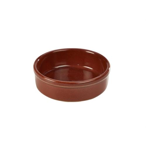 Terra Stoneware Rustic Red Tapas Dish 13cm13 (├ÿ) x 3.5 (H) cm – 29cl/10.25oz