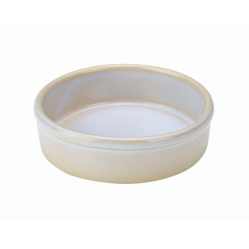 Terra Stoneware Rustic White Tapas Dish 13cm13 (├ÿ) x 3.5 (H) cm – 29cl/10.25oz