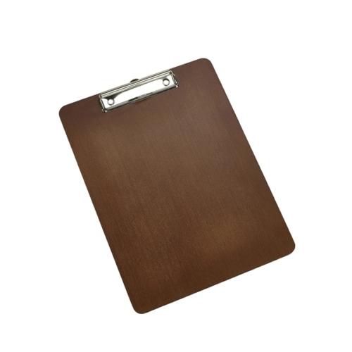 Wooden Menu Clipboard A4 24X32X0.6cm